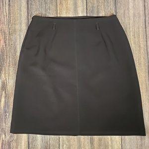 Jones New York black skirt size 16